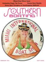 February 1973- Welcome to the Miami Boat Show.