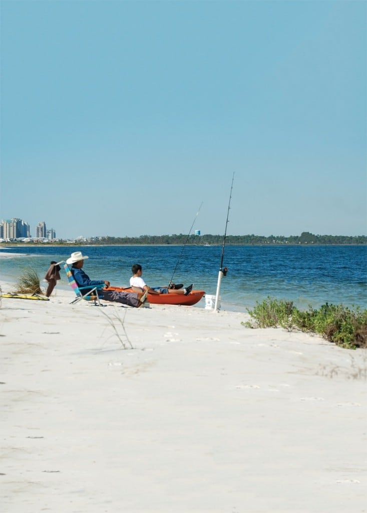 Pensacola florida where the water 39 s warm the the history for Pensacola beach fishing