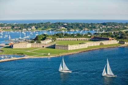 Fort Adams, Newport, RI.