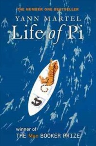 life of pi Top Five boat books
