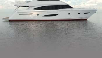 The Viking 44 Open is the perfect blend of Sportfish and Runaround
