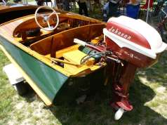 Wooden Boat shows