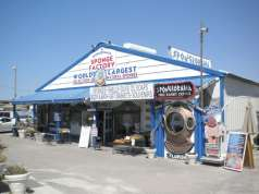 Tarpon Springs, Spongearama, Sponge Factory, Greek food.