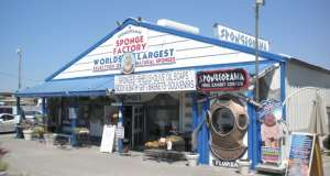 Tarpon Springs, Spongearama, Sponge Factory, Greek food.