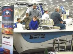 January Boat Shows, Bass & Saltwater Fishing Expo, Baltimore Boat Show, Raleigh, Baltimore, Fishing expos