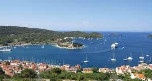 Vis Harbor, Croatia, Trogir Castle, Croatia Hva rStary Grad gourmet store,Lavender,Bisovo Blue Cave, Cruising Croatia, charter in Croatia