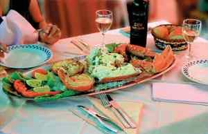 Homar, Vis Harbor, Croatia, Trogir Castle, Croatia Hva rStary Grad gourmet store,Lavender,Bisovo Blue Cave, Cruising Croatia, charter in Croatia