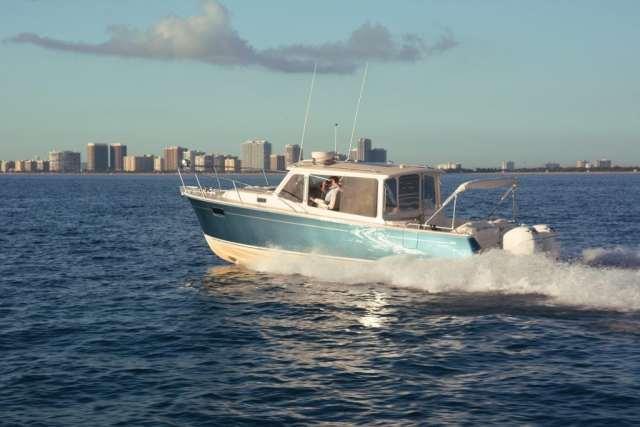 See the MJM 35z in Miami