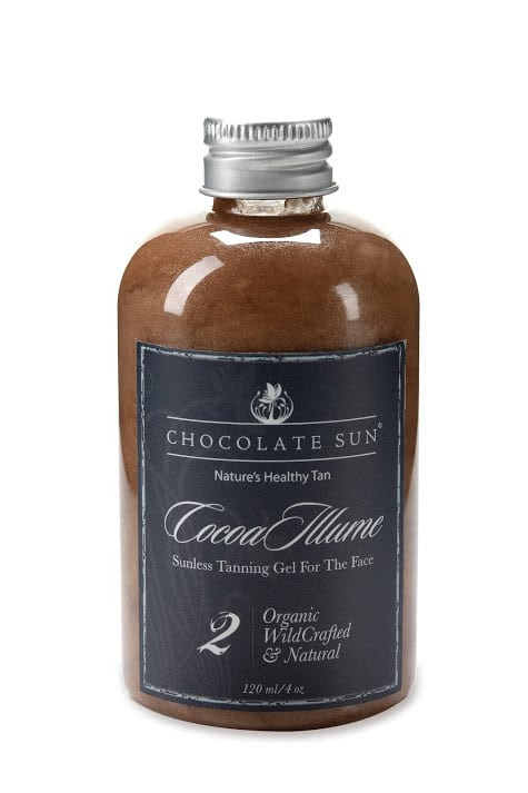 Chocolate Sunless Tanning, Chocolate Sun