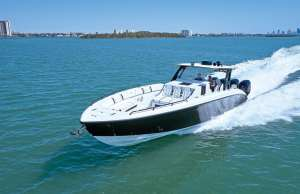 Midnight Express 43 Carbon Edition