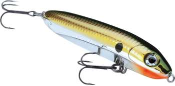 An image of a Rapala-skitter, one of the best fishing lures