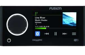 FUSION Entertainment new marine audio equipment