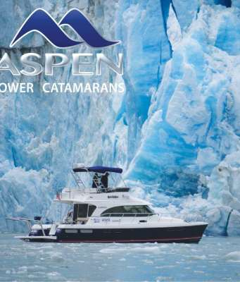 Aspen Power Catamarans the 10,000 mile tour