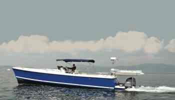 Aspen Power Catamarans C100