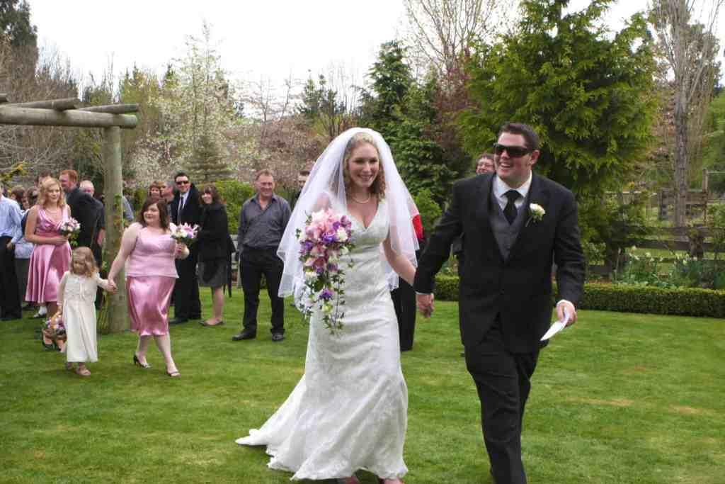 wedding planning support for NZ brides