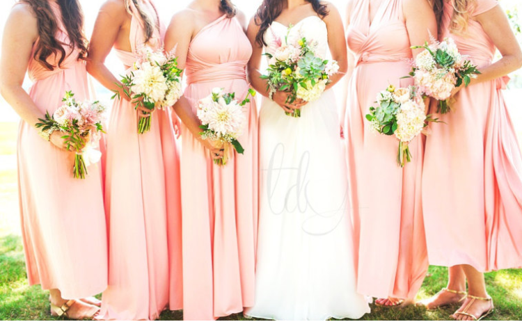 online bridesmaid dresses from etsy