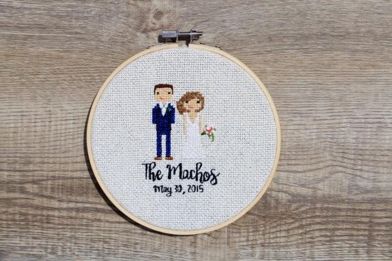 2nd wedding anniversary present