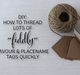 Threading Tags Made Easy