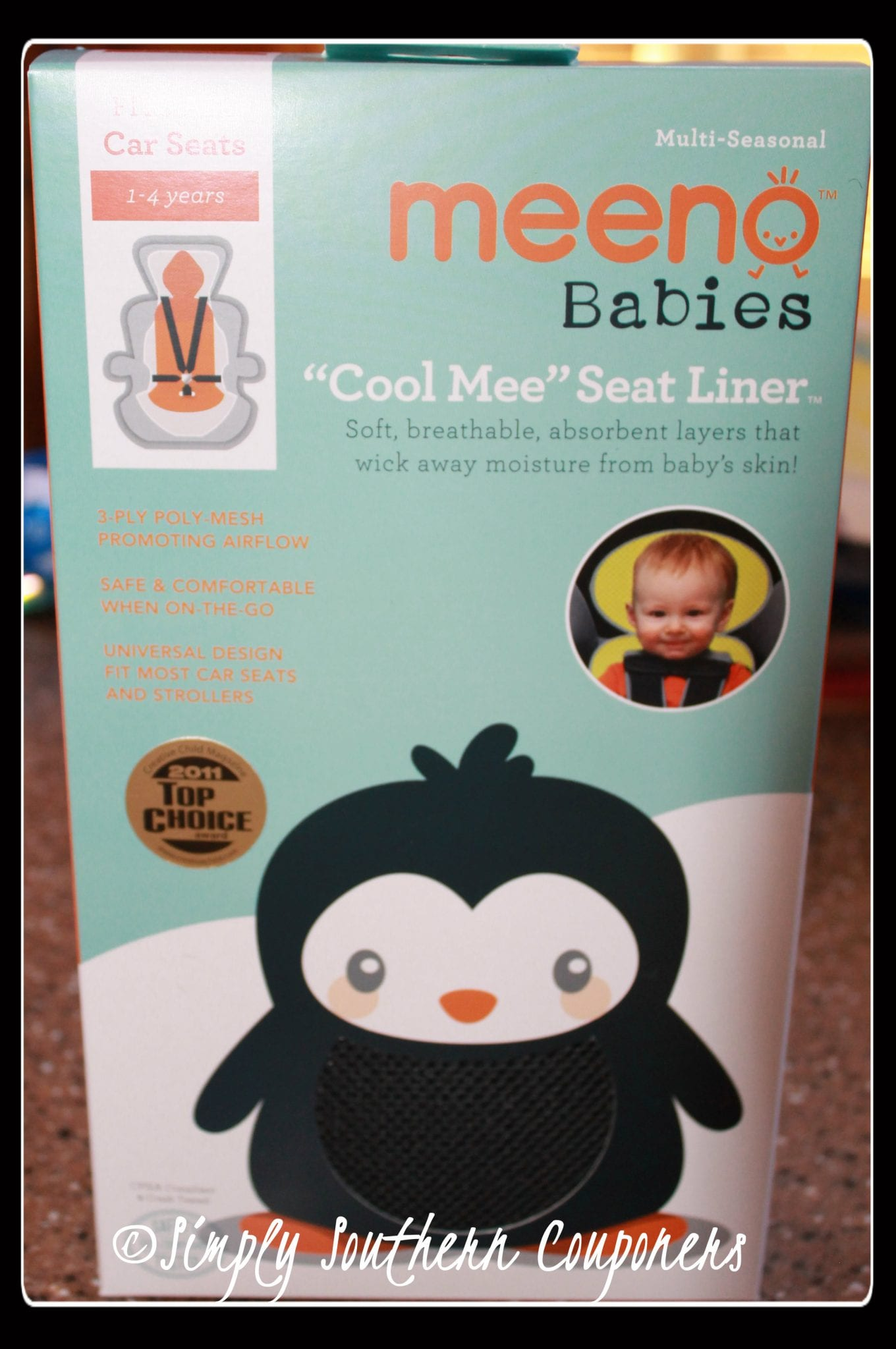 Meeno Babies Quot Cool Mee Seat Liner Quot Review Southern