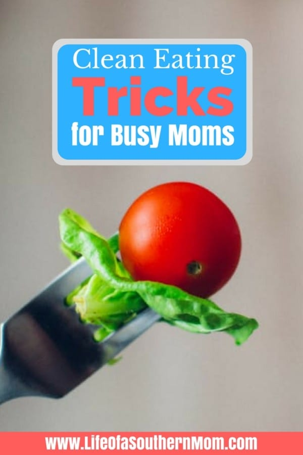 Tricks and shortcuts are what keep busy moms sane. Being able to cut time out of a long task is essential to get all of the chores done. Clean eating does require more work than the average diet. Work these five tips into your daily life of clean eating and the process will be easier.
