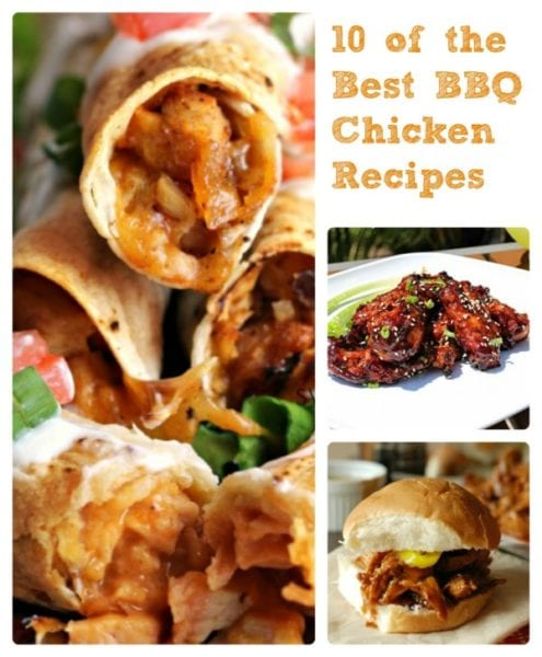 10 of the Best BBQ Chicken Recipes final