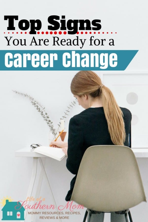 Trying to figure out if you're ready for a change and what that change may mean can be a confusing time in life. That's exactly why we've put together a list of top signs that could signal it may be a career change you're ready for.