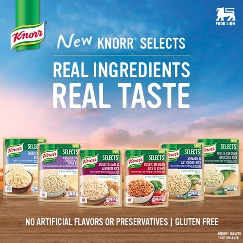 knorr selects
