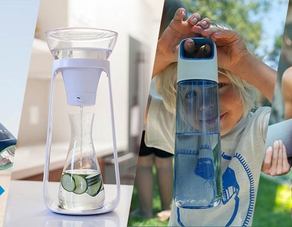 Win a KOR Water Fall + 3 Water Bottles!