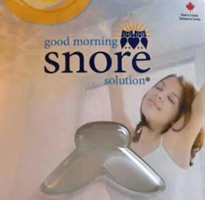 Good Morning Snore Soulutions