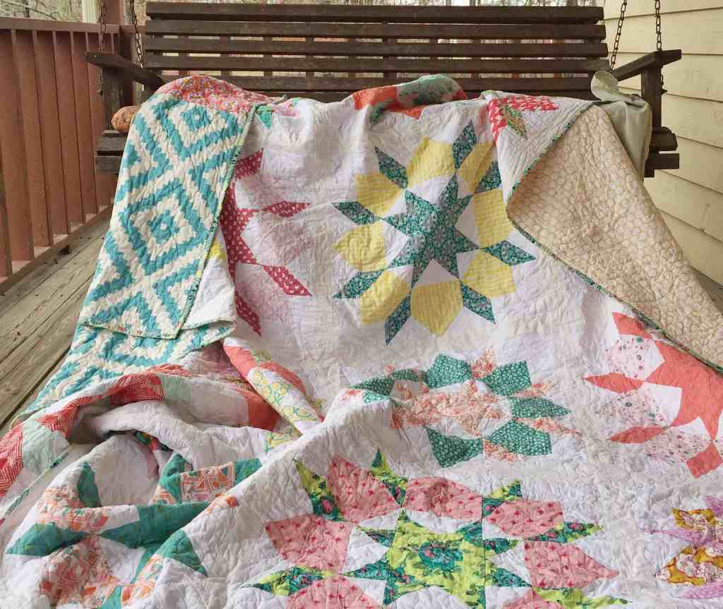 Quilt reveal – swoon #2