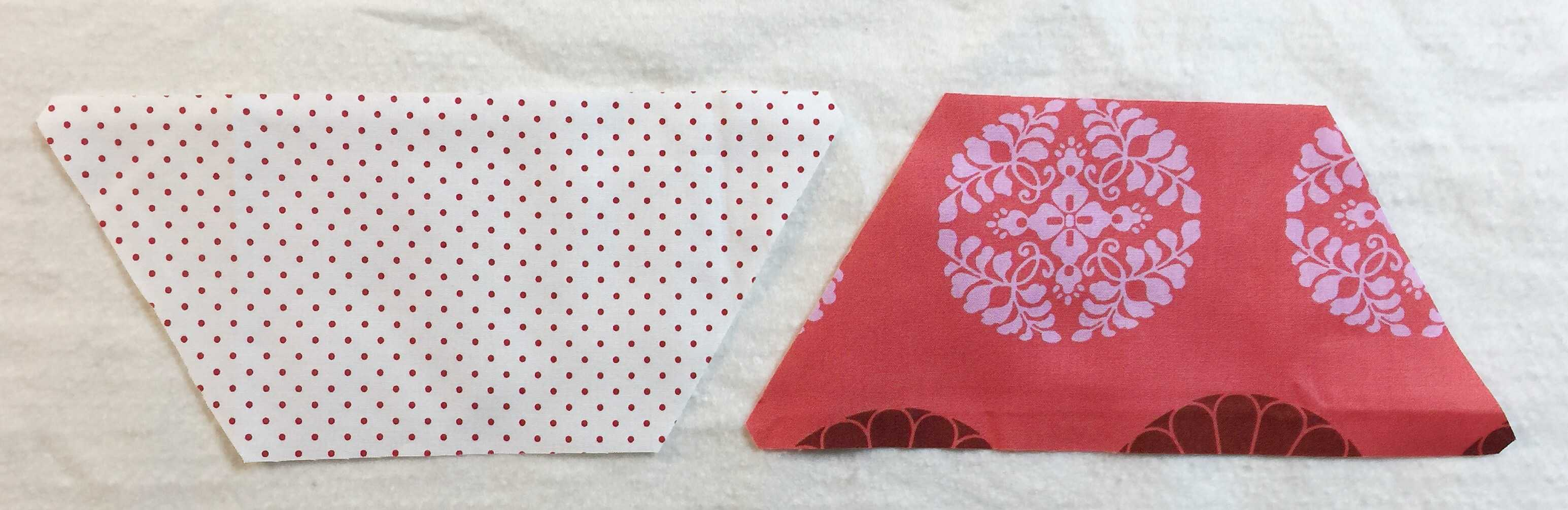 How to make a hexagon quilt with half hexies – free quilt pattern