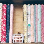 Monday is all about Fabric – #44 – Fabric by the bolt + The Morning Sun Quilt Along