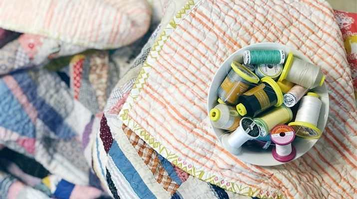 The Quilt Maker's Toolkit – Thread for Quilt Makers