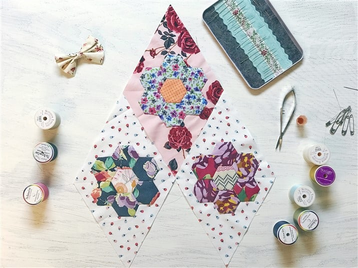 The Quilt Maker's Toolkit – The Bottom Line + MicroQuilter Threads by Superior Threads + King Fisher Stitch-Along + a GIVEAWAY