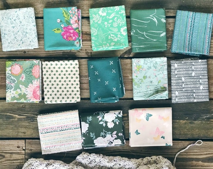 Monday is all about Fabric – #71 – Signature by Sharon Holland