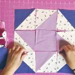 Quilt+ Star Dance Quilt Along – Week 4