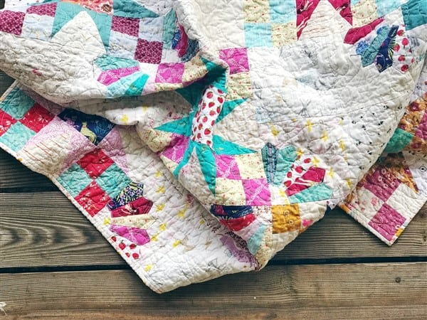The Bad Girl Quilt – Quilt Reveal
