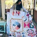I am Enough Quilt Along – Pattern 10 – Finished Quilt Top