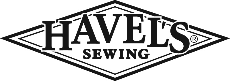 Sewing Logo with Swoosh