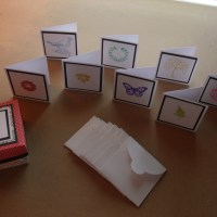 3x3 Mini Notes with Box