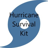 Hurricane Survival Kit