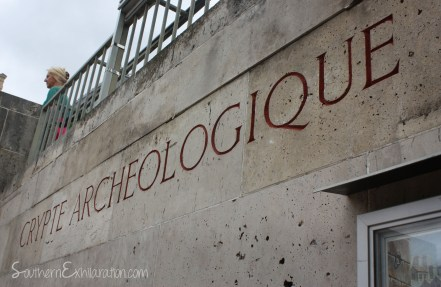 Southern Exhilaration: Archaeological Crypt of Notre Dame | Paris, France