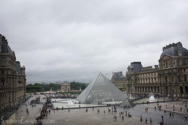 Southern Exhilaration: Musée du Louvre | Paris, France