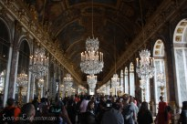 Southern Exhilaration: Hall of Mirrors   The Palace of Versailles   Paris, France