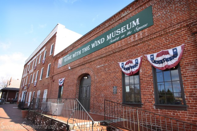 Southern Exhilaration: Marietta Gone with the Wind Museum   Gone With The Wind Trail