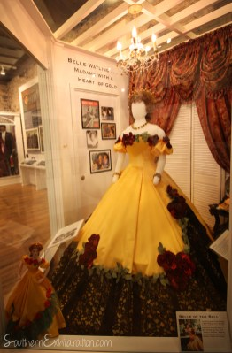 Belle Watling's Dress | Road To Tara Museum | Gone With The Wind Trail