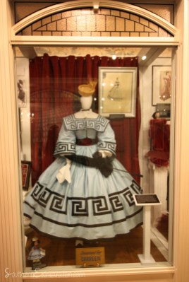Careen's Dress   Road To Tara Museum   Gone With The Wind Trail