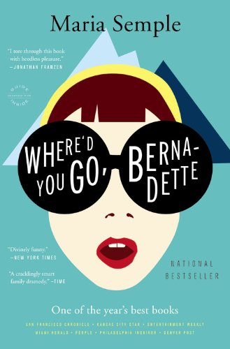 Between The Lines: Where'd You Go, Bernadette #BookClub