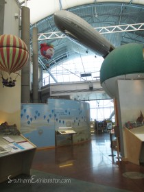 Anderson-Abruzzo International Balloon Museum | Albuquerque, New Mexico