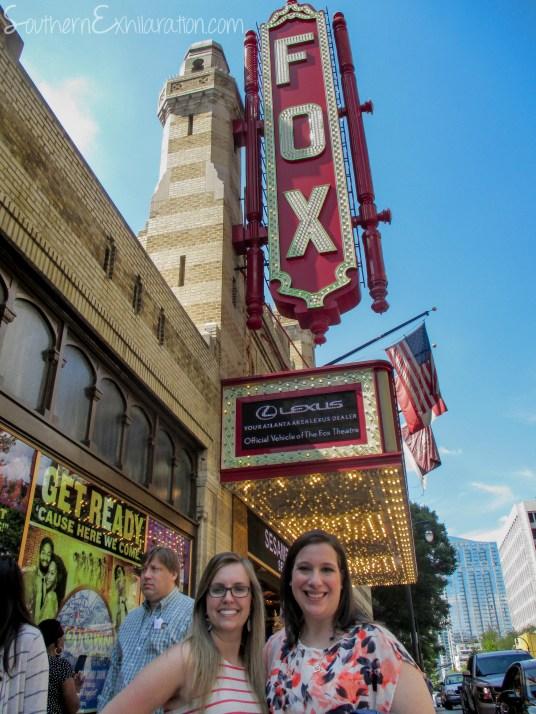 The Fabulous Fox Theatre | Atlanta, GA